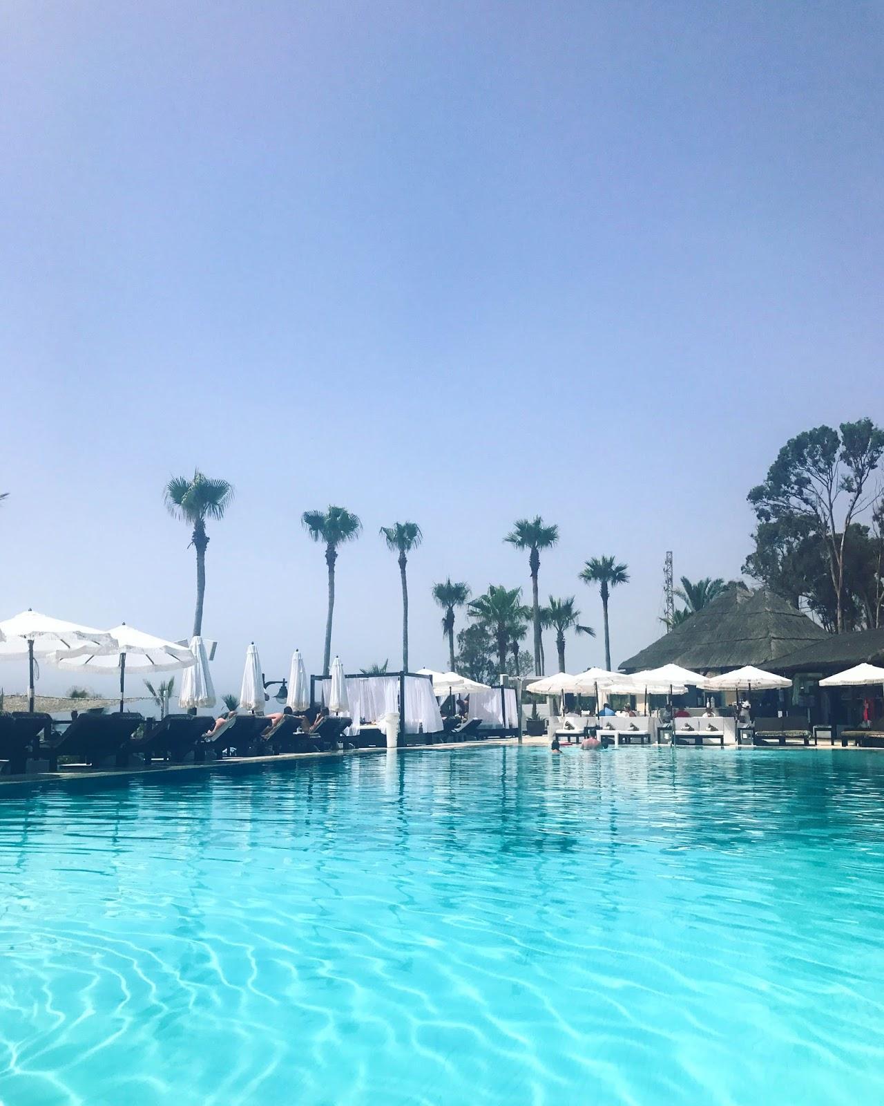 Puro Beach Pool