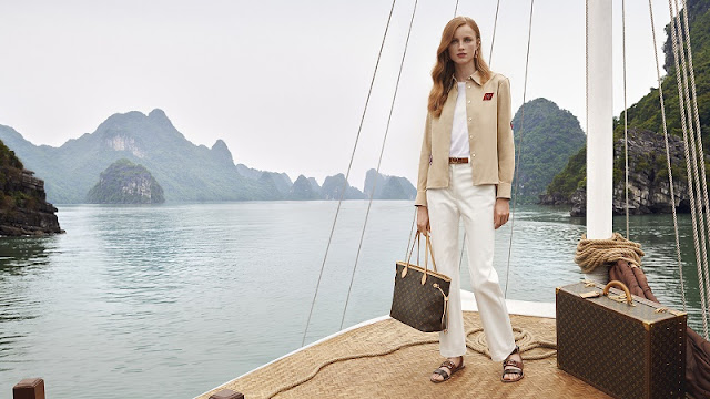 Vietnam's scenery featured in new Louis Vuitton campaign 4