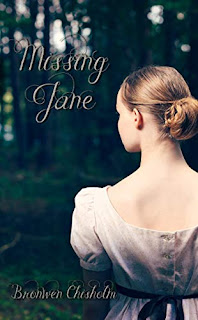 Book cover: Missing Jane by Bronwen Chisholm