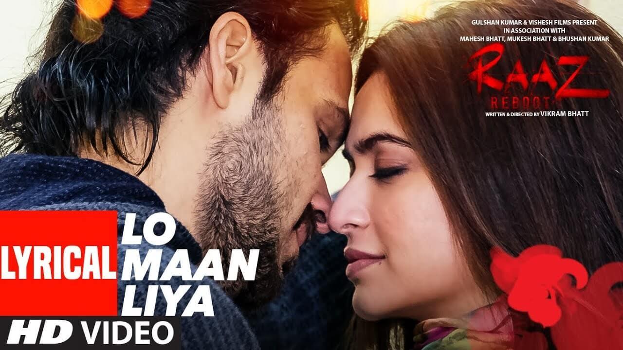 Lo Maan Liya lyrics in Hindi