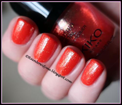 Kiko Glitter Metal: #003