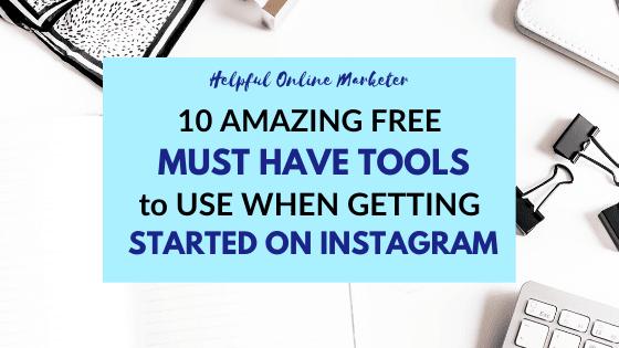 FREE instagram tools