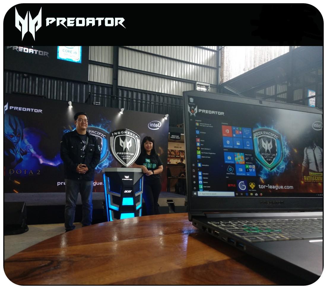 Predator Triton 300 3