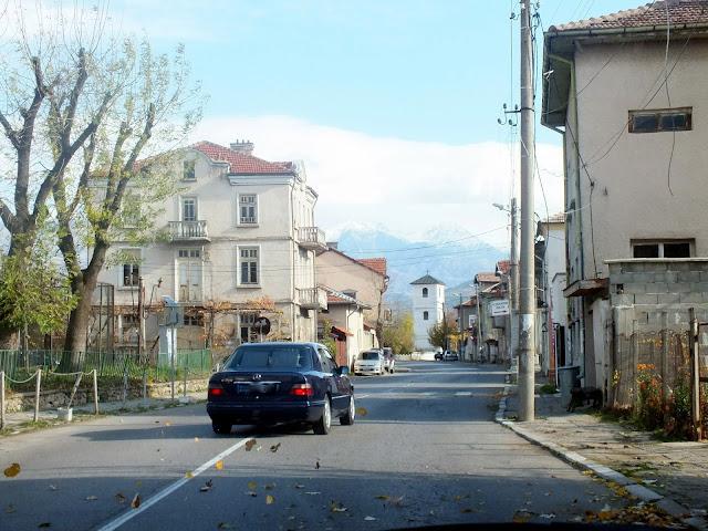 Conducir en Bulgaria