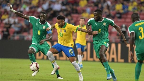 أهداف ونتيجة مباراة البرازيل ضد نيجيريا اليوم الأحد