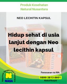 Neo Lechitin 30 Kapsul