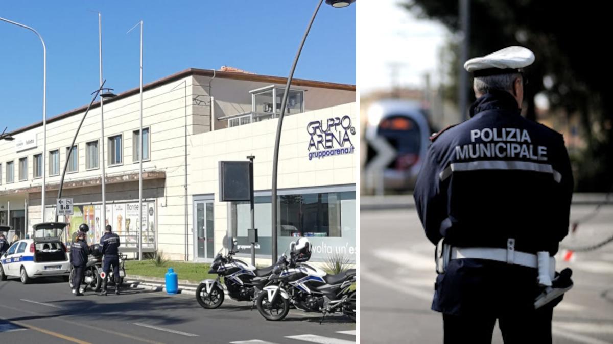 Polizia Municipale Street Control SoStare