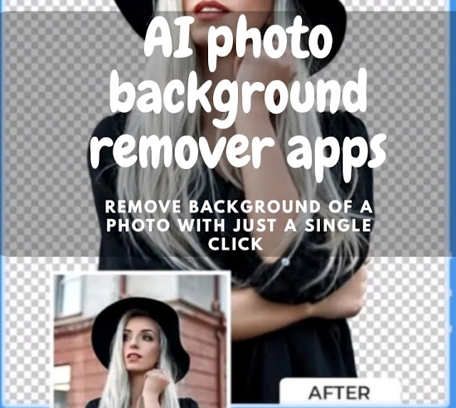 Three best android apps to remove background from an image easily