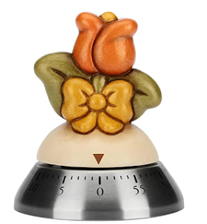 Lene Thun, THUN, Orologgio Thun,  Clock Thun, นาฬิกาจับเวลา Thun,  ของขวัญแบรนด์ดังอิตาลี, Diary On Tour