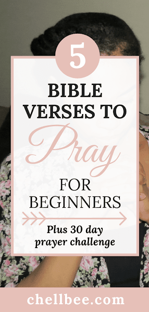 Bible Versus Remember this | Are you at lost for things to pray. These are 5 Bible verses you can pray (perfect for beginners). #prayer #prayerrequest