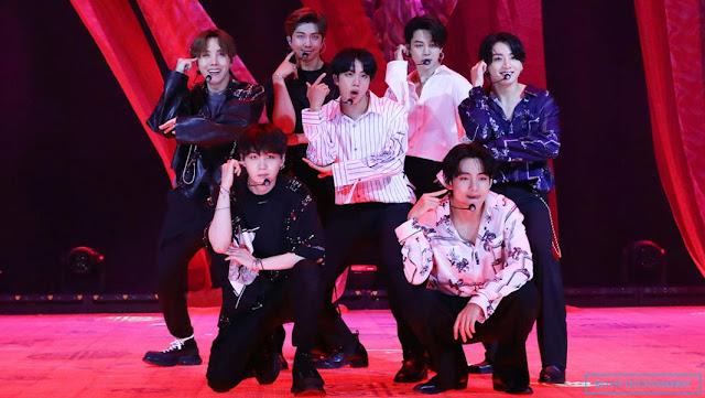 BTS Pecah Rekod Dunia Guinness Lagi, Konsert Online Paling Ramai Tontonan