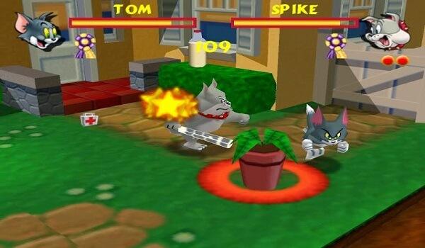 تحميل لعبة توم وجيري