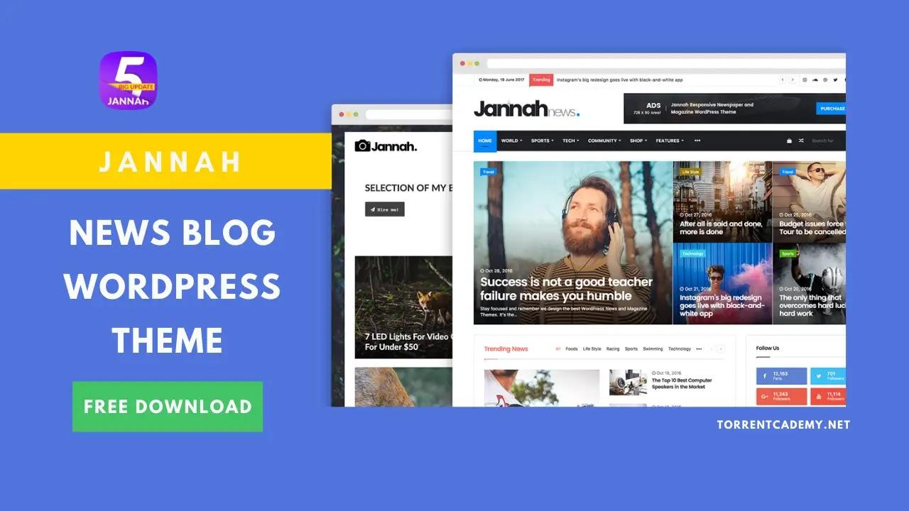 Jannah-wordpress-theme-free-download