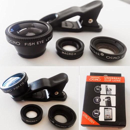 Grosir Lensa Fisheye 3in1