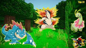 Pokemon Vùng Johto