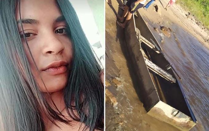 Corpo de adolescente é localizado após canoa afundar na barragem de Pindobaçu