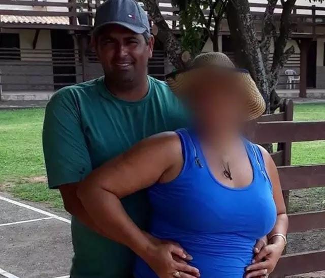 Homem atropela e mata amante da esposa com golpes de faca