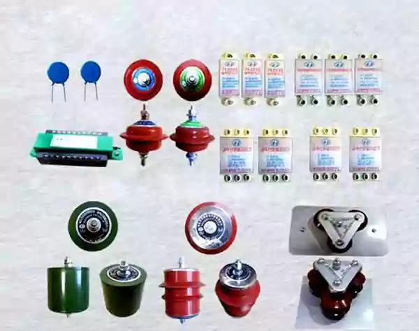 (1) DPRK Metallic Oxide Lightning Arrester