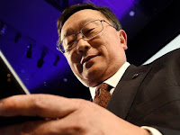 BlackBerry turned out for a long time like 'spied upon' Government