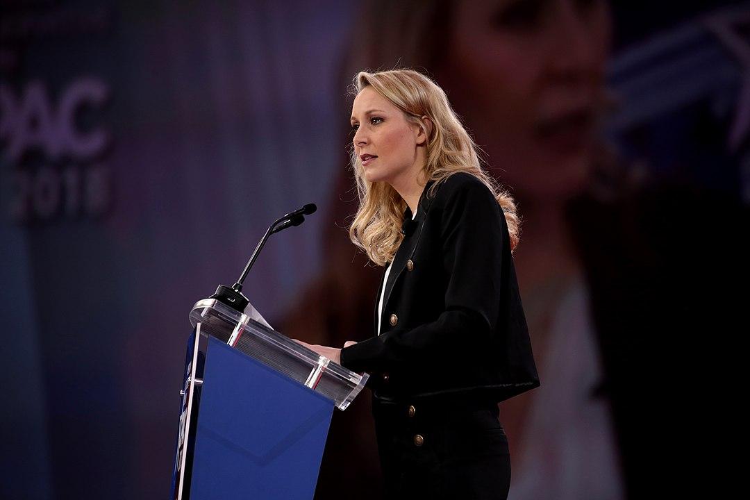 """Marion Maréchal: soit-disant """"agressifs et dénigrants"""", plusieurs journalistes refoulés d'une réunion avec l'ex-députée du Vaucluse"""