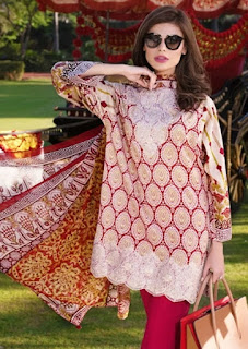 Gulzar Lawn Collection by IVY