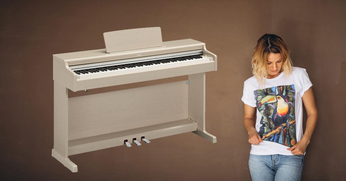 mua bán đàn piano điện cũ Tuổi thọ ngắn