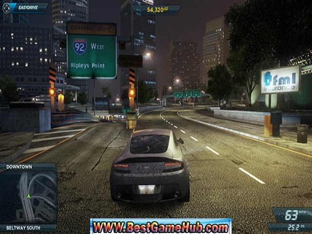 Need for Speed Most Wanted 2012 Full Version Games Free Download