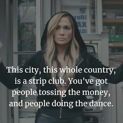 Hustlers (2019) Jennifer  Lopez