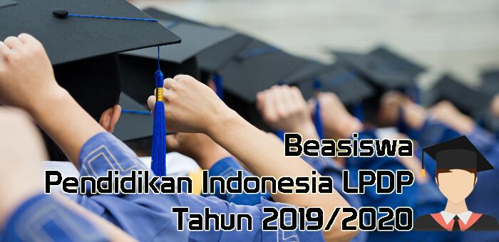 Beasiswa LPDP 2019