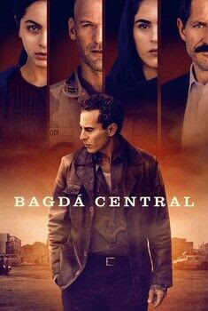 Bagdá Central 1ª Temporada Torrent - WEB-DL 720p Dual Áudio
