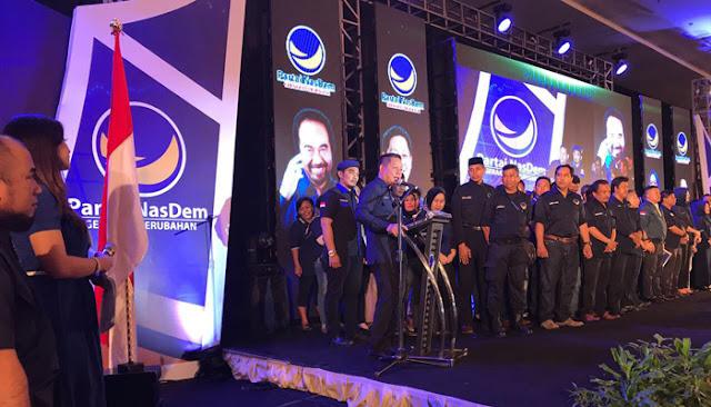 NasDem Pastikan Usung Kader di Pilwalkot Makassar