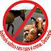 Deixar animais soltos em ruas e vias publicas será motivo de multas em Trindade
