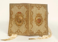 The Lost Art of Liturgical Book Coverings