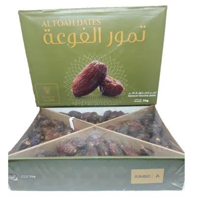 Review Kurma Premium Medjool Al Foah dari Maroko