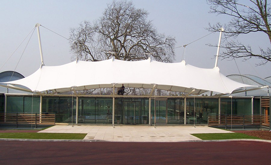 19 Aplikasi modern penutup atap