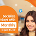Ufone presents a monthly social offer in RS. 60