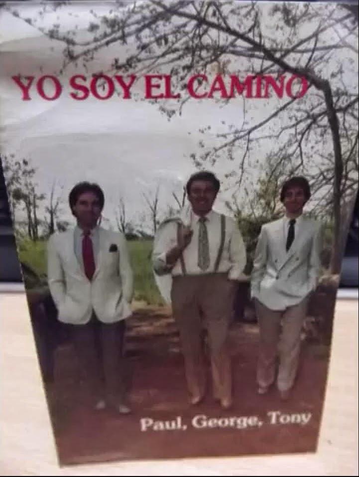 George,Paul y Tony-Yo Soy El Camino-
