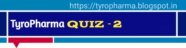 Tyro Pharma Quiz - 2