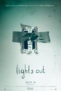 Lights Out - Poster & Trailer