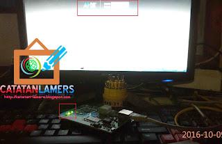 Repair Port LAN yang tidak terdeteksi pada Ubiquity (UBNT) Nano Station Loco M2