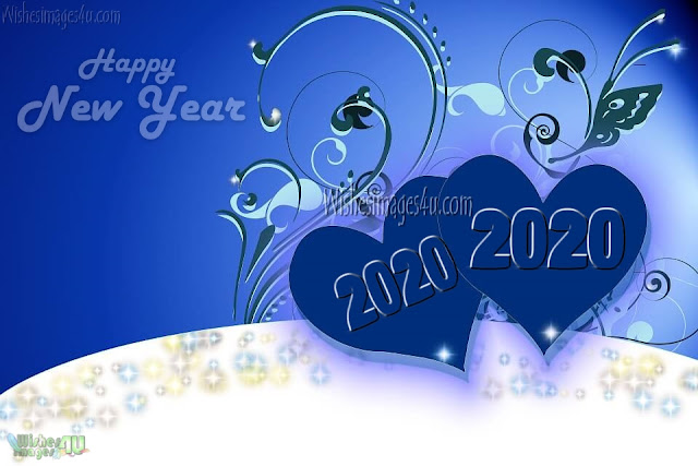 New Year 2020 Love Wallpapers HD