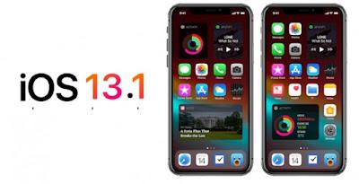 iOS 13.1 já disponível: todas as alterações e melhorias introduzidas por esta actualização