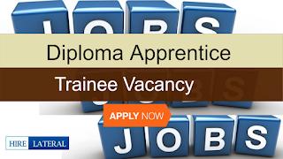 Diploma Apprenticeship in Victora Automotive INC Company For Sidcul, Haridwar Location