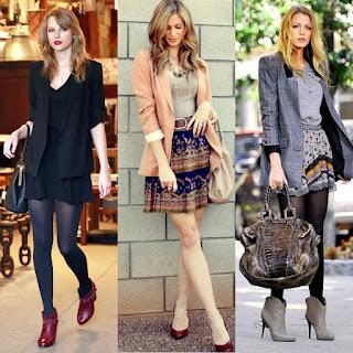 Kadın Blazer Ceket Kombinleri