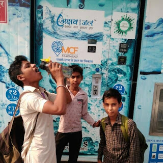 Water ATMs in India