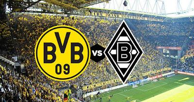 مشاهدة مباراة بوروسيا دورتموند وبوروسيا مونشنغلادباخ 19-9-2020 بث مباشر في الدوري الالماني