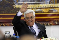 Abbas attends a joint meeting of the PLO executive committee and the Fatah central committee in the West Bank city of Ramallah June 26, 2011.