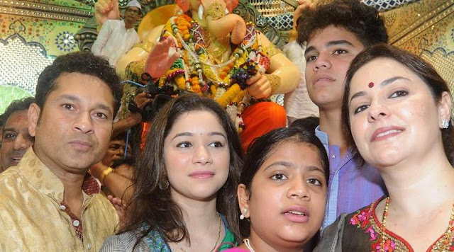 Sachin Tendulkar Wife Images