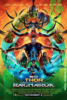 Thor Ragnarok's First Look Poster