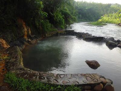 Pemandian Air Panas Tiris, Probolinggo